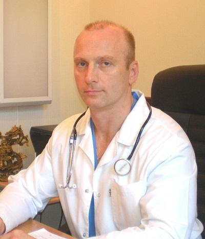 Вадим Владимирович Ковриженко руководитель центра, главный врач ортопед-травматолог, вертебролог, мануальный терапевт