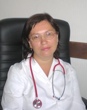 Виктория Михайловна Ковалёва врач-гомеопат