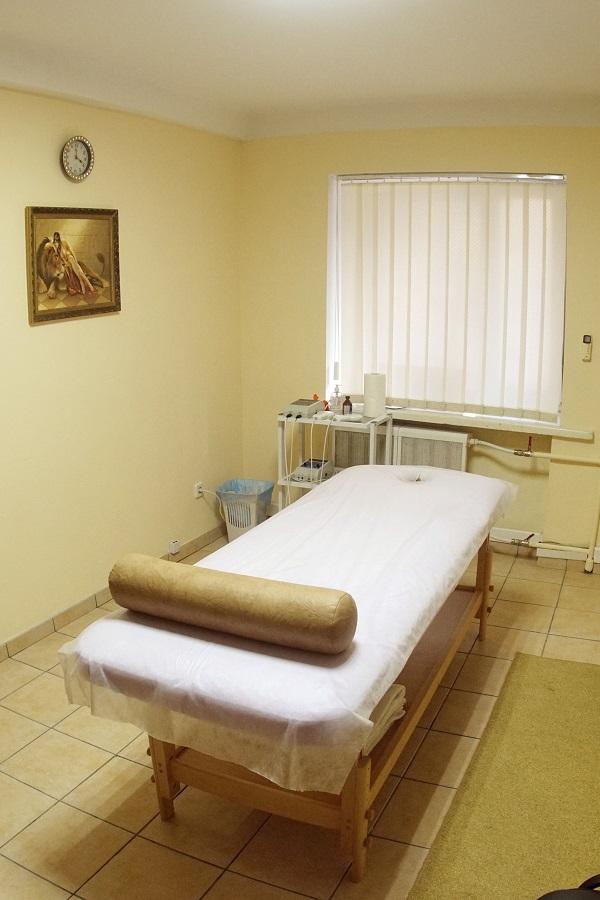 Кабинет мануальной терапии и массажа