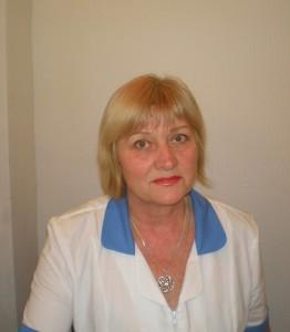 Макаренко Валентина Марковна, врач-рефлексотерапевт, гирудотерапевт, врач-косметолог